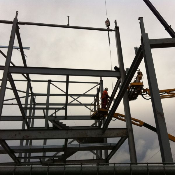 hattersley steel construction