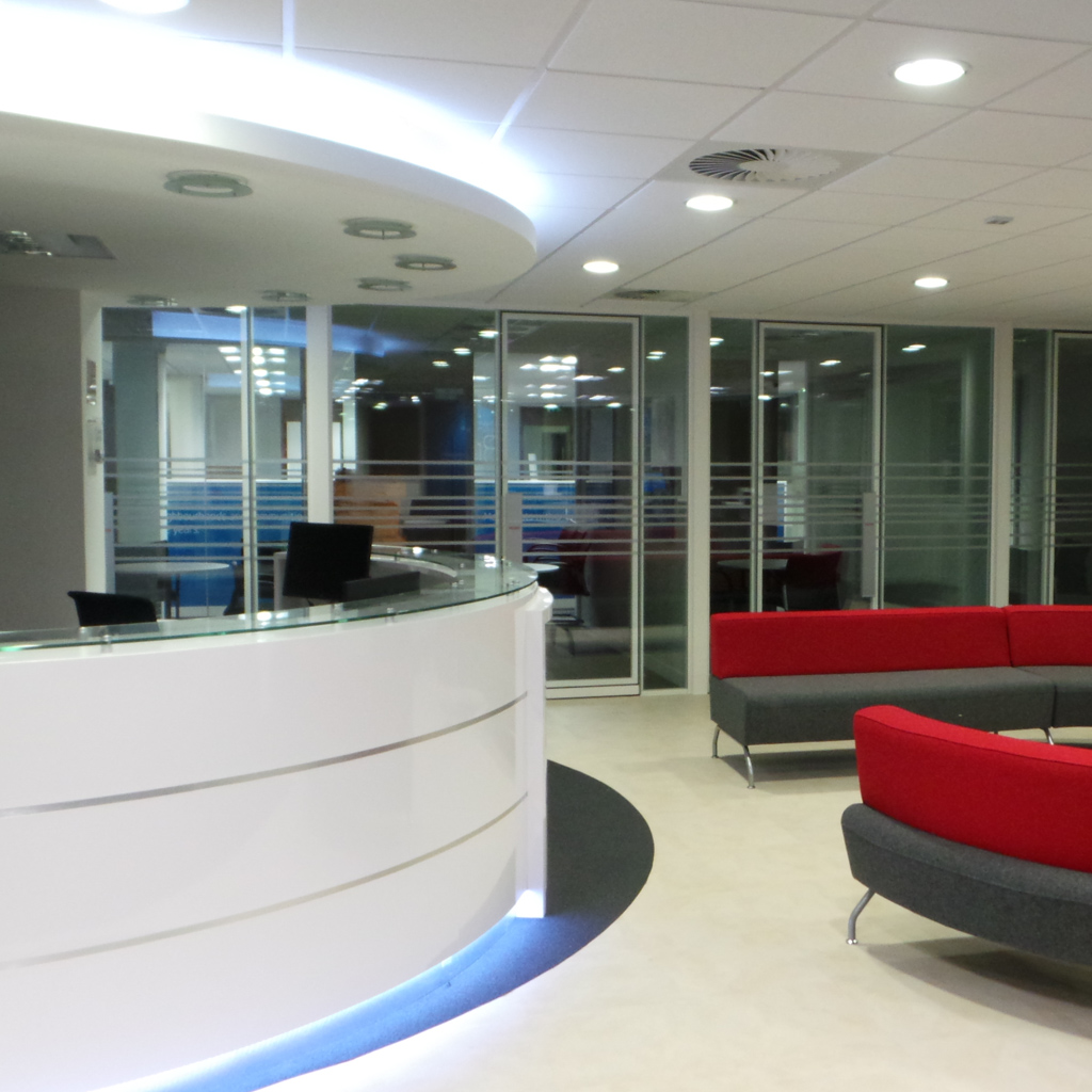 Office interior fit out john mccall architects for Office interior fit out